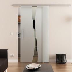 Glasschiebetür Design Berlin DORMA Muto 60 optional: SoftClose